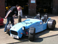 R6 Duratec Demo Car