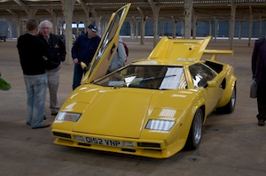 Countach replica for sale