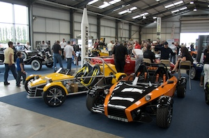Mills Extreme Vehicles