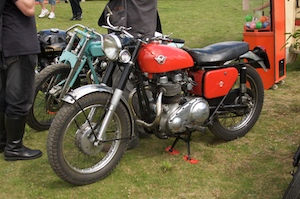 Malcolm Lambe's Matchless