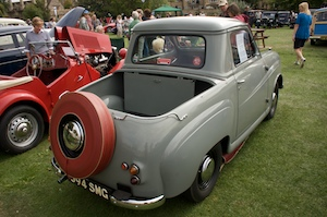 A35 the worlds least practical pickup