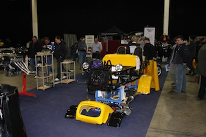 Southways Sportscars Stand