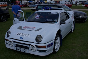 MG Maestro based RS200