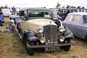 Morris 15/6 Special Coupe