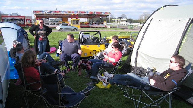 Tiger Owners Camping
