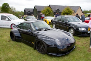 You want a Wide Porsche - yours for &pound47k