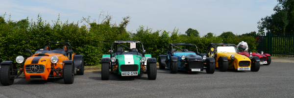 Kevin Greeves MK, Jem Knights' Avon, Paul Browning's R6, Simon Noble's R6, Peter Hinton's Avon