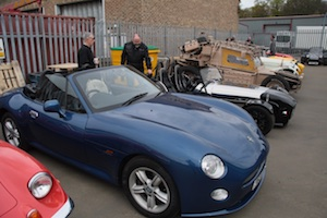 Various Kit Cars