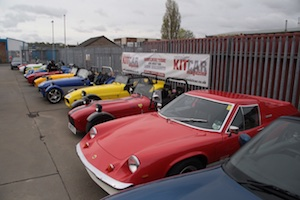Various Kit Cars and a Lotus Europa