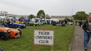 Tiger Owners Club Stand