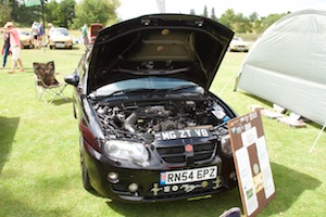 MG ZT V8 (although I'm not sure does the picture help)