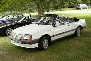 Ford Cavailier MK2 Convertible