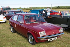 Vauxhall Chevette (1 owner)