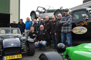 Group Shot at Kitcars.nl