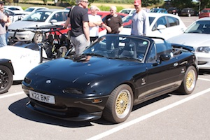 Paul Ashby's Mazda MX-5