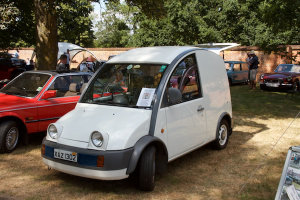 Nissan S-Cargo (or snail say it with a French Accent)