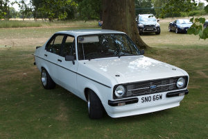 Ford Escort MK2 with ST170 power