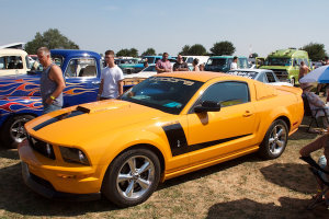 Ford Mustang (current model)