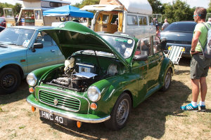 Modified Morris Minor