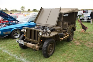 1940's Willy's Jeep