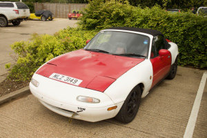 Steve Quenby's Mazda MX-5