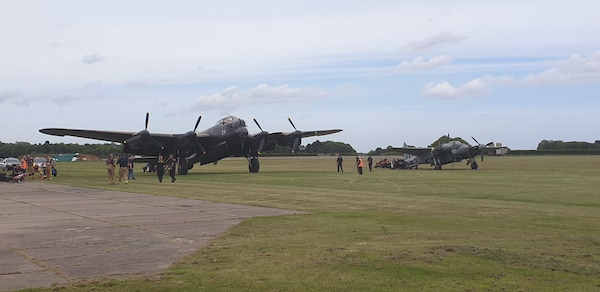 6 Merlins ready to start