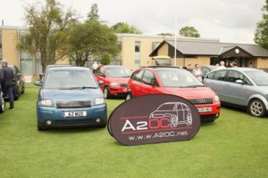 Audi A2 owners club (never knew they existed)
